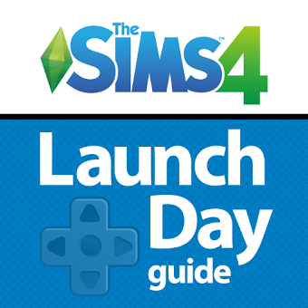 Приложение Launch Day App The Sims 4