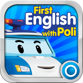 Приложение First English with Poli