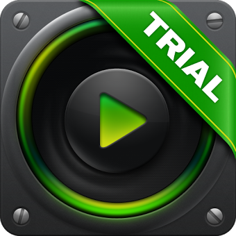Приложение PlayerPro Music Player Trial