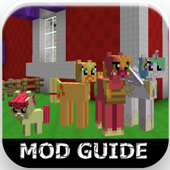 Приложение Guide For Mine Little Pony Mod