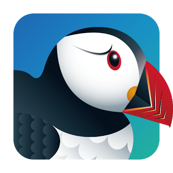 Приложение Puffin Plus - Fast & Flash