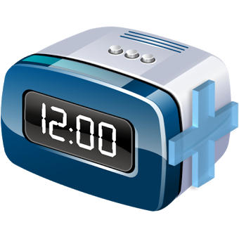 Приложение Dock Clock Plus (Night/Desk)