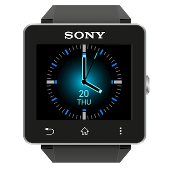 Приложение Illuminated clock Smartwatch 2