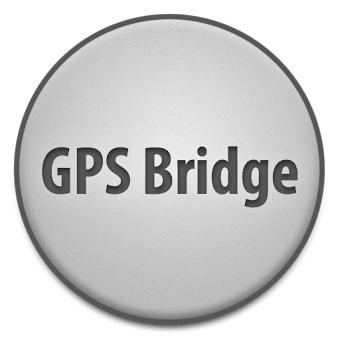 Приложение GPS Bridge - fast place finder