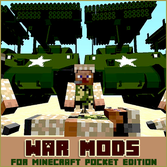 Приложение War Mods For Minecraft