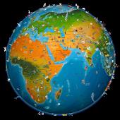 Карта таблица Atlas