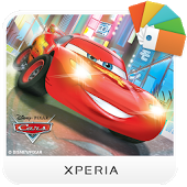 XPERIA™ Cars Lightning Theme
