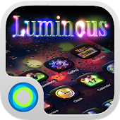 Luminous Тема Hola Launcher