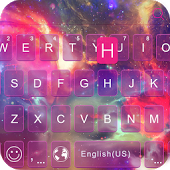 Galaxy Kika Keyboard theme