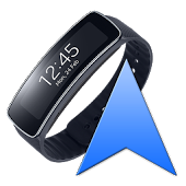 Gear Fit Navigation