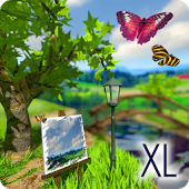 Parallax Nature: Summer Day XL